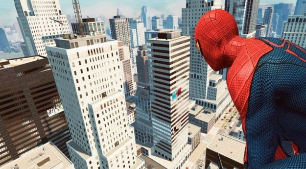 The Amazing Spider-Man su Xbox 360