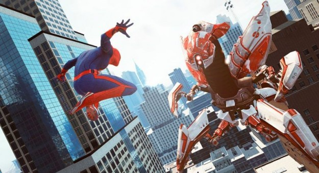 The Amazing Spider-Man su PS3
