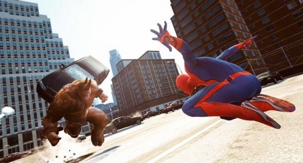 The Amazing Spider-Man: nuove immagini