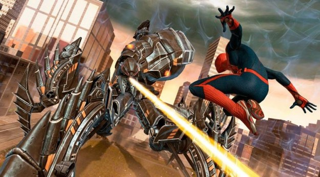 The Amazing Spider-Man: gioco divertente