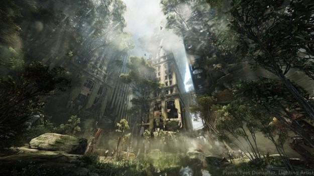 Crysis 3: nuove immagini sui soldati