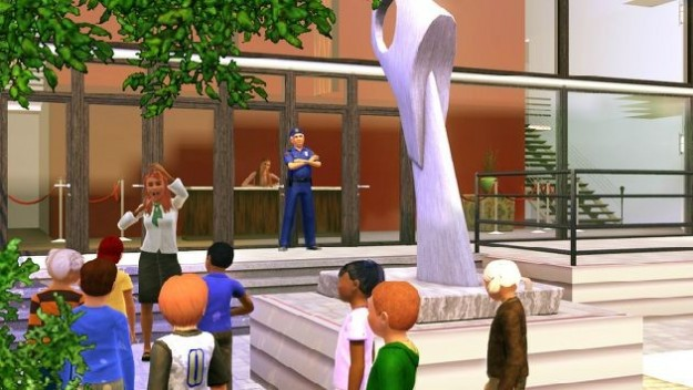 The Sims 3: immagini del gioco