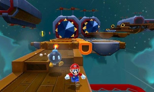 Super Mario 3D Land: grafica spettacolare