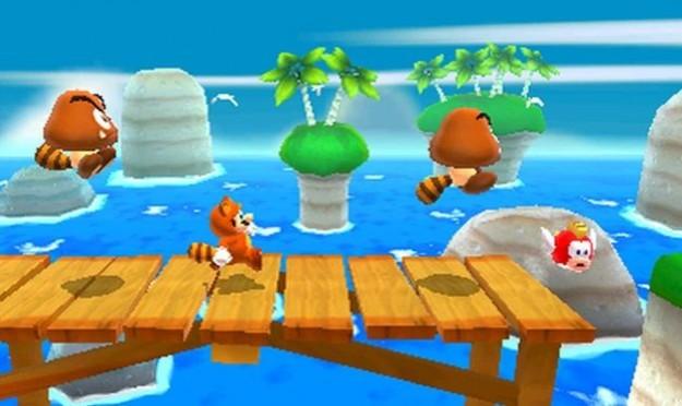 Super Mario 3D Land: le immagini del gioco su 3DS