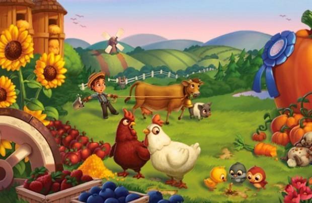 Farmville 2: grafica spettacolare