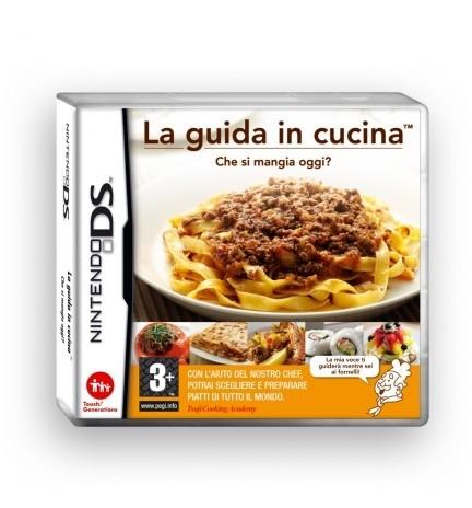Nintendo ds rosso verde e turchese in immagini games4all for Cocina conmigo ds