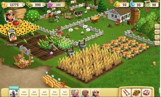 Farmville 2 da Zynga