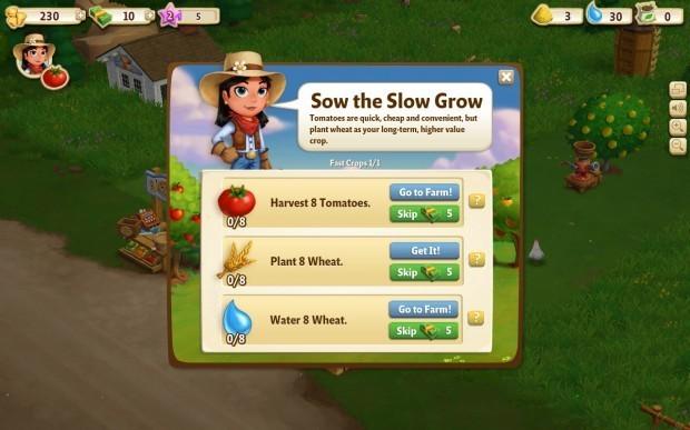 Farmville 2: un divertente gioco online