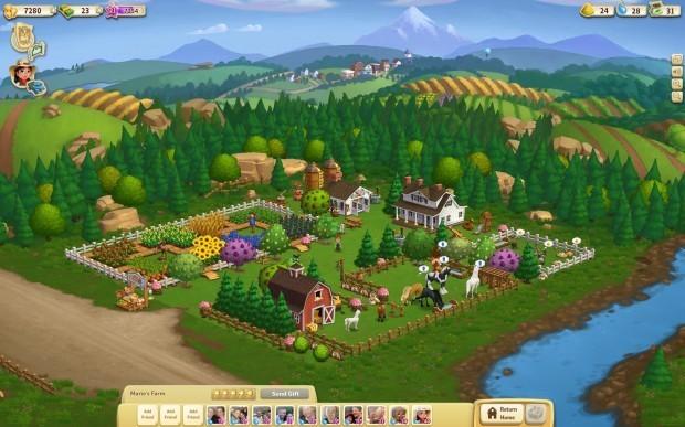 Farmville 2: gioco gratis online