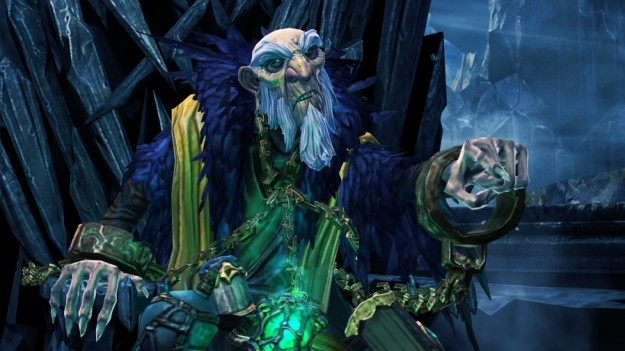 Darksiders 2: trama avvincente