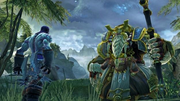 Darksiders 2: il viaggio del Cavaliere Morte