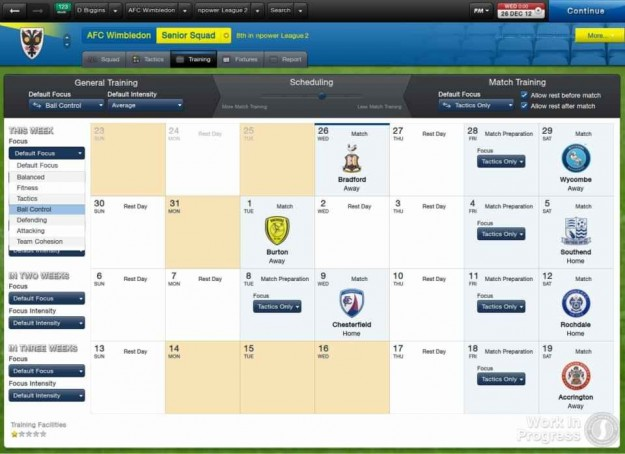 Football Manager 2013: Sega
