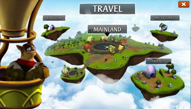 Skylanders Spyro's Adventure: innovazione