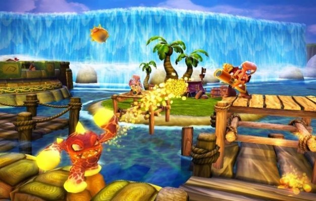 Skylanders Spyro's Adventure: immagini del gioco action adventure