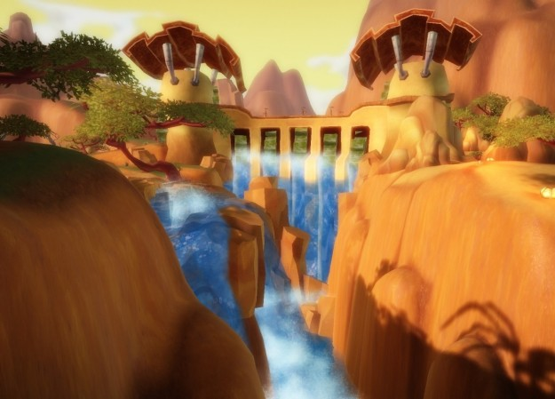 Sunstone Valley: la nuova espansione di Free Realms