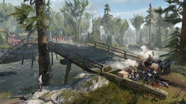 Assassin's Creed 3: ambientazione