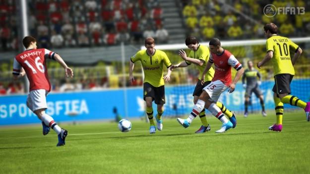 FIFA 13: un gioco divertente