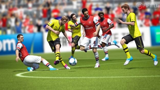 FIFA 13: uno stadio