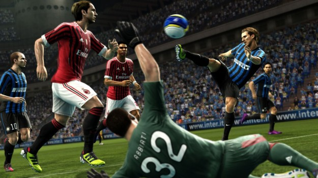 PES 2013, recensione del gioco di calcio di Konami [FOTO &#038; VIDEO]