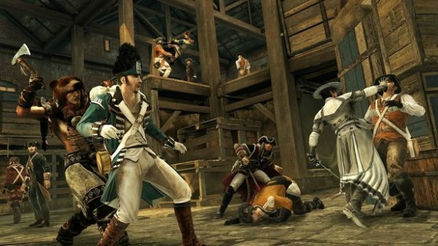 Assassin's Creed 3: gameplay avvincente