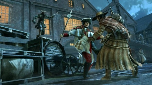 Assassin's Creed 3: lotta