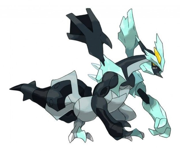 Black Kyurem di Pokemon Nero 2