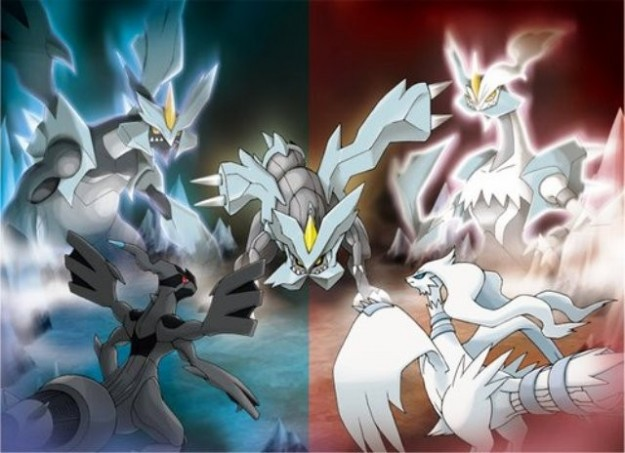 Pokemon Nero e Bianco 2 Foto