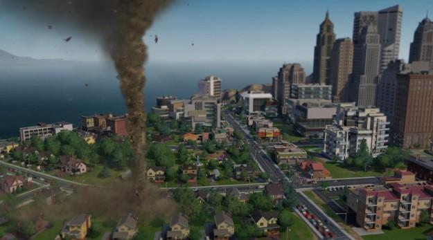 SimCity: disastri naturali e non solo