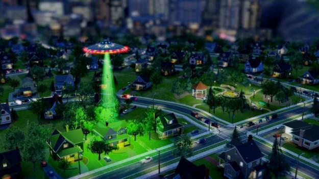 SimCity: attacco alieno