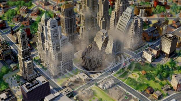 SimCity: terremoto