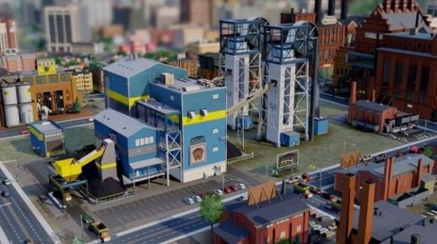 SimCity: strutture