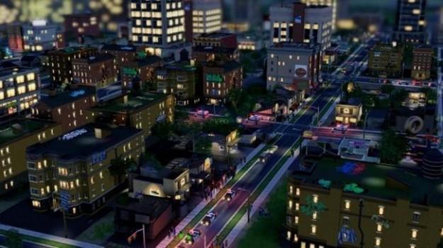 SimCity: strade