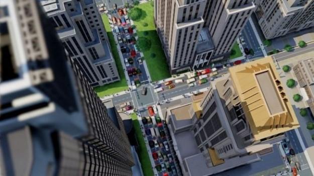 SimCity: traffico