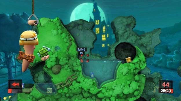 Worms Revolution: le immagini dello strategico a turni