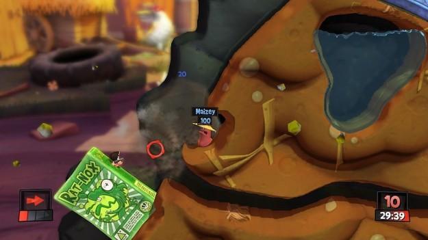 Worms Revolution: immagini del gioco