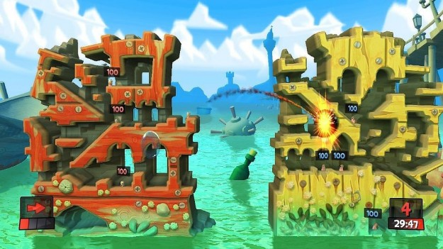 Worms Revolution anche per PC