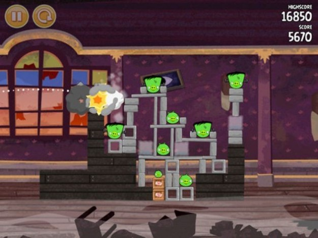 Angry Birds Seasons: aggiornamento