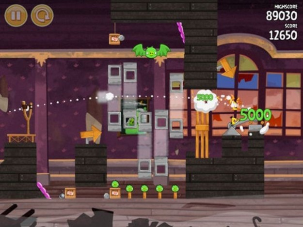 Angry Birds Seasons: nuovi livelli