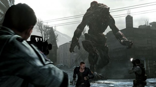 Resident Evil 6: azione
