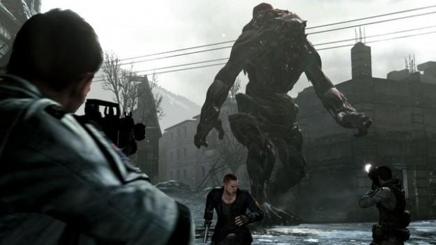 Resident Evil 6: azione