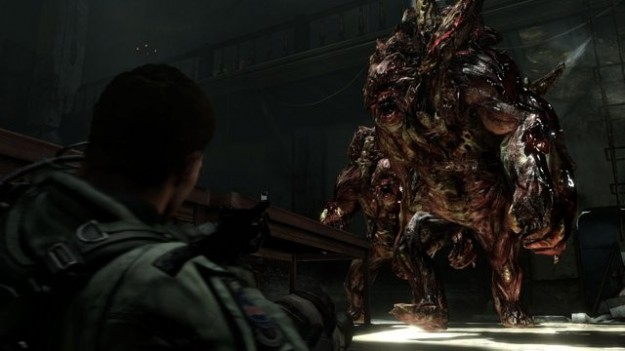 Resident Evil 6: horror