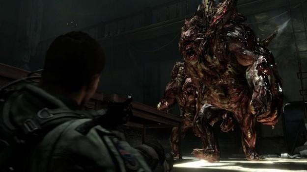 Resident Evil 6: horror