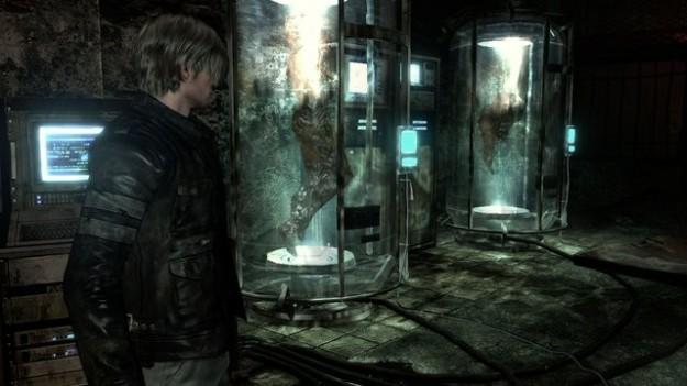 Resident Evil 6: mistero