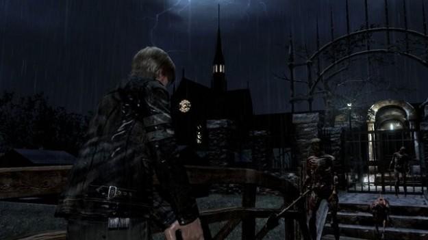 Resident Evil 6: buio