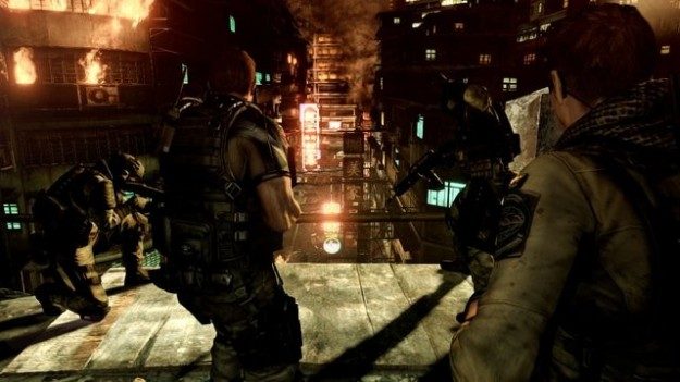 Resident Evil 6: personaggi