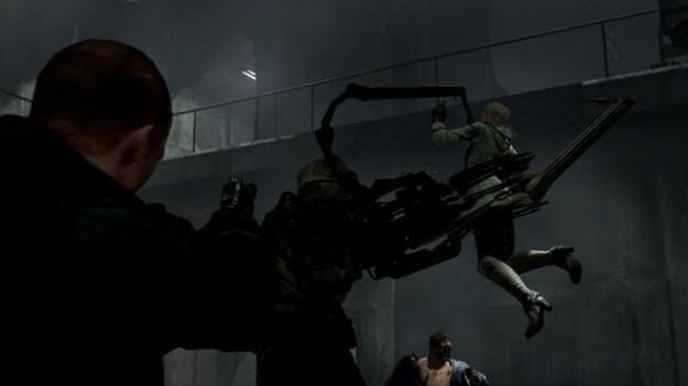 Resident Evil 6: Capcom