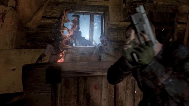 Resident Evil 6: armi