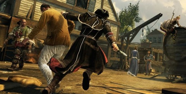 Assassin's Creed 3: azione