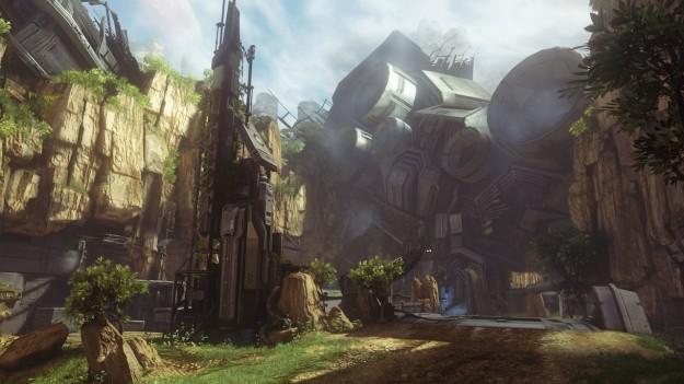 Halo 4 sviluppato da 343 Industries