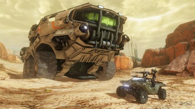 Ambientazione di Halo 4